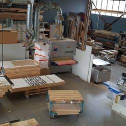 spreeDesign Berlin | Metall- und Holzmanufaktur - Werkstatt