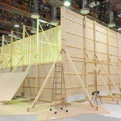 spreeDesign Berlin | Metall- und Holzmanufaktur - Kulisse & Setbau