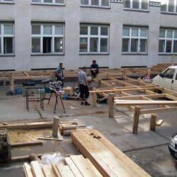 spreeDesign Berlin | Metall- und Holzmanufaktur - Michelberger Hotel | Ladenbau