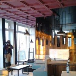 spreeDesign Berlin | Metall- und Holzmanufaktur - Restaurant Vegans | Ladenbau