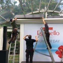 spreeDesign Berlin | Metall- und Holzmanufaktur - Raffaello Summer Day 2019 | Messe & Events