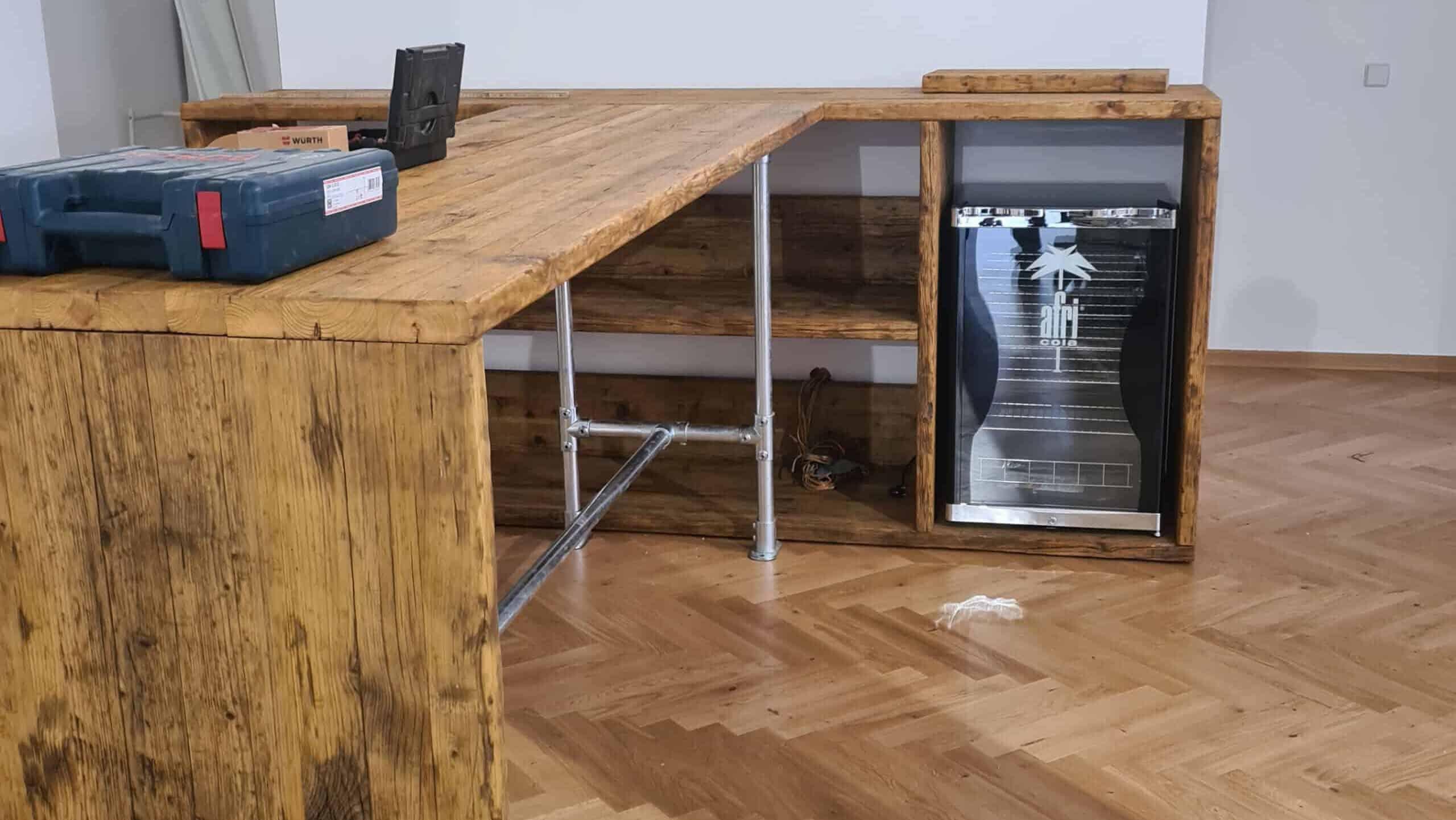 Möbel & Interieur | Gerüstbohlen-Möbel